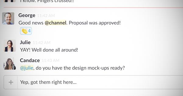 便利すぎる「Slack」の機能を一部紹介