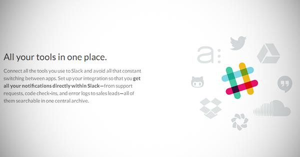 Slackの外部サービス連携がスゴイ!